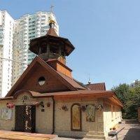 Церковь Фомы Апостола на Кантемировской :: Александр Качалин