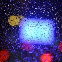 Огни ночного города :: Андрей Кузнецов