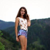 красота.. :: Алена Назарова