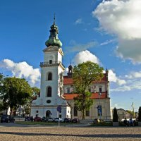 The Church in Zamosc :: Roman Ilnytskyi