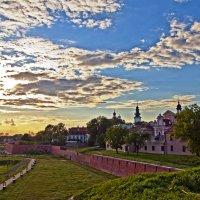 Evening Zamosc :: Roman Ilnytskyi