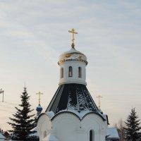 Часовня Александра Невского :: Александр Качалин