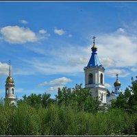 белевские доминанты :: Дмитрий Анцыферов
