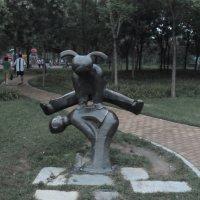 Оригинальная скульптура :: Галина