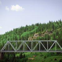 Мост :: Виктор Чебоксаров