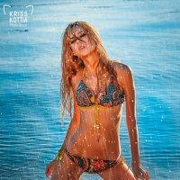 Влюбленная в дождь :: Кристина Kottia