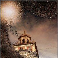 Летающий замок Лапута :: Альберт Ханбиков