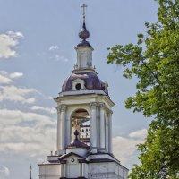 Никольская церковь с колокольней :: sorovey Sol
