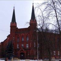 Мореходное училище. :: Антонина Гугаева