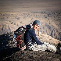 На вершине вулкана Оль Дойньо Ленгаи (Ol Doinyo Lengai) Танзания :: Сергей Андрейчук