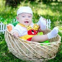 Вот такой я малыш !!!!! :: Елена Кознова