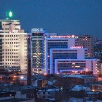 Ночной Екатеринбург :: Сергей Дрокин
