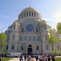 Морской собор в Кронштадте :: Роман Величко