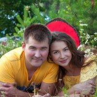 Вместе... :: Светлана