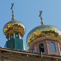 Храм строится... :: Юрий Муханов