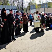 На митинге (1). :: Владимир Валов