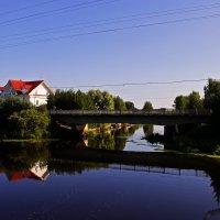 Домик с окнами на канал :: A. Kivi