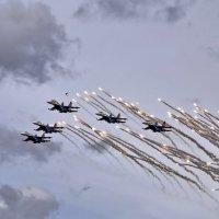 Мы вместе с птицами в небо уносимся :: Alexandr Zykov