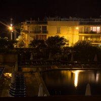 Вид из окна Hotel Roc Leo Mallorca :: Дмитрий Мантуш