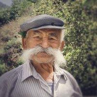 Дедушка киприот :: Жанна Мальцева