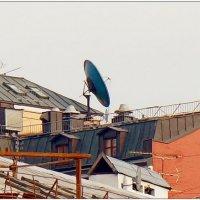 Московские крыши :: Кай-8 (Ярослав) Забелин