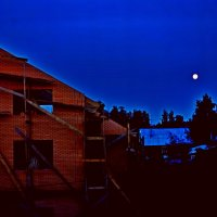 Луна :: Григорий Кучушев