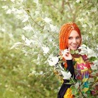 белые деревья :: Максим Семенов