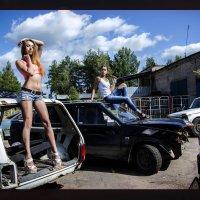 Авто :: Алёна Печенина