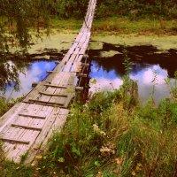 Мост. :: Елена Прихожай
