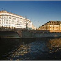Про маленькие мостики... :: Владимир Елкин
