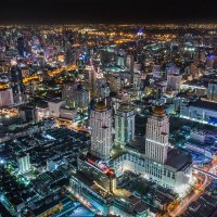 Bangkok at midnight :: Евгений Логинов