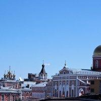 Иверский женский монастырь :: Николай Алехин