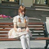 Встреча на Кузнецком мосту. :: Ирина