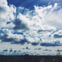 Небо :: Юлия Золотаренко