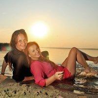 на озере :: Ирина