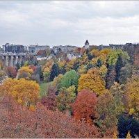 Дождливый Люксембургский день... :: Aquarius - Сергей