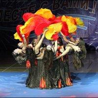 Танец востока. :: Александр Иванов