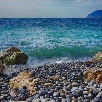 Ласковые волны... :: марк