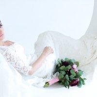 Невеста в круговой декорации :: Nikolas D