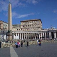 Площадь Ватикана. :: Серж Поветкин