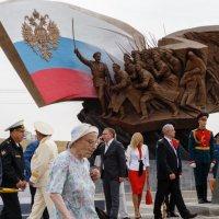 Открытие мемориала Героям ПМВ :: Павел Myth Буканов