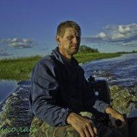 Портрет рыбака :: Николай