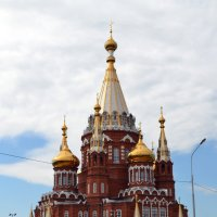 Свято-Михайловский собор в Ижевске :: Борис Русаков