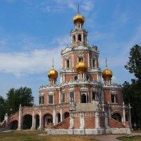 Храм Пресвятой Богородицы в Филях :: Сергей Михальченко