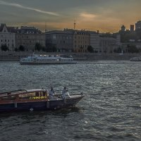 Дунайские волны :: isaich