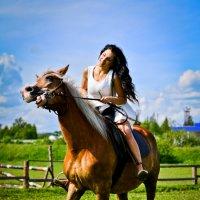 на лошадках :: Виталий KsandR Александров