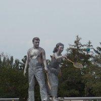 Ожившие статуи. :: Яков Реймер