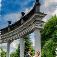 Свадебная зарисовка :: Михаил Латшин