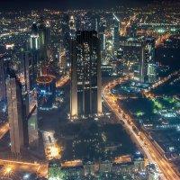 вид со 124 этажа Бурдж-Халифа :: Владимир Любавин