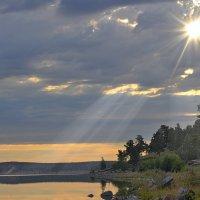Утреннее небо :: Владимир Анатольевич